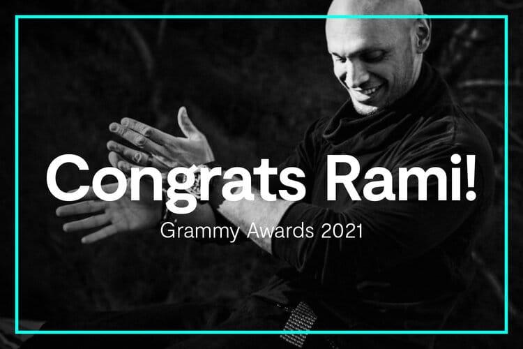 Congrats Rami