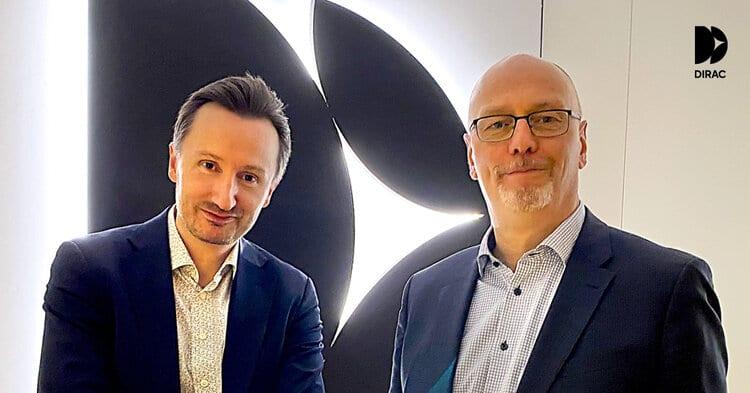 Mathias Johansson and Peter Friedrichsen