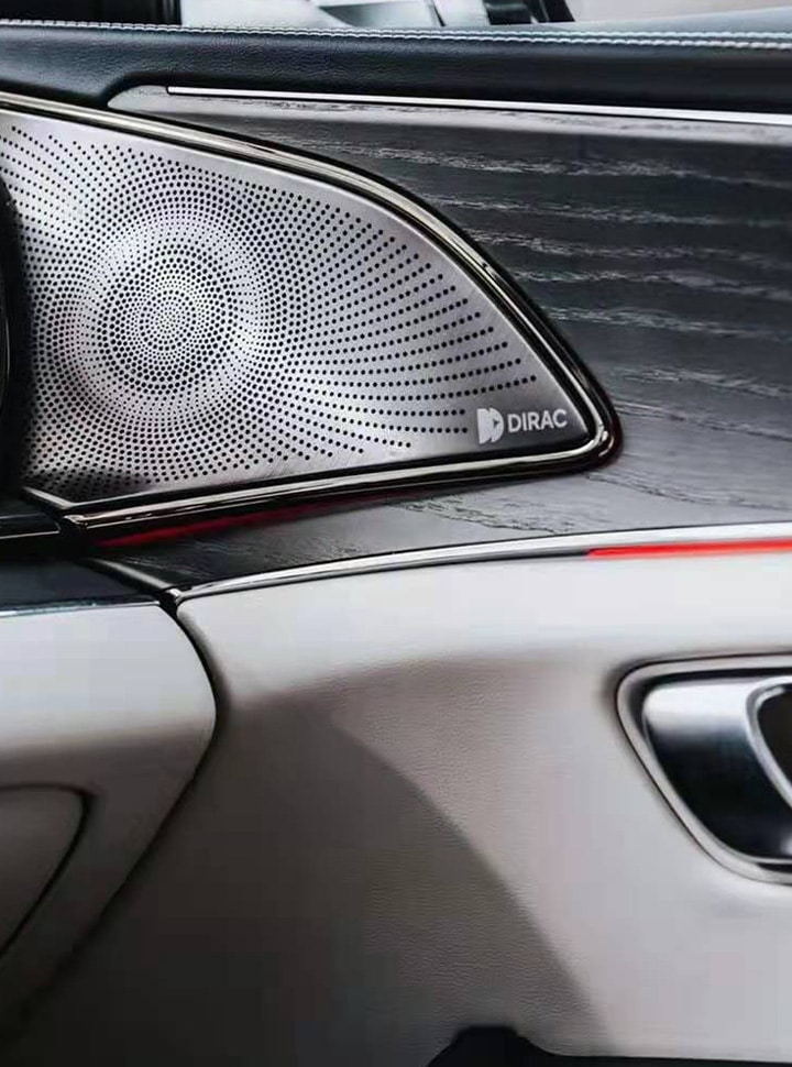 Image of car speaker