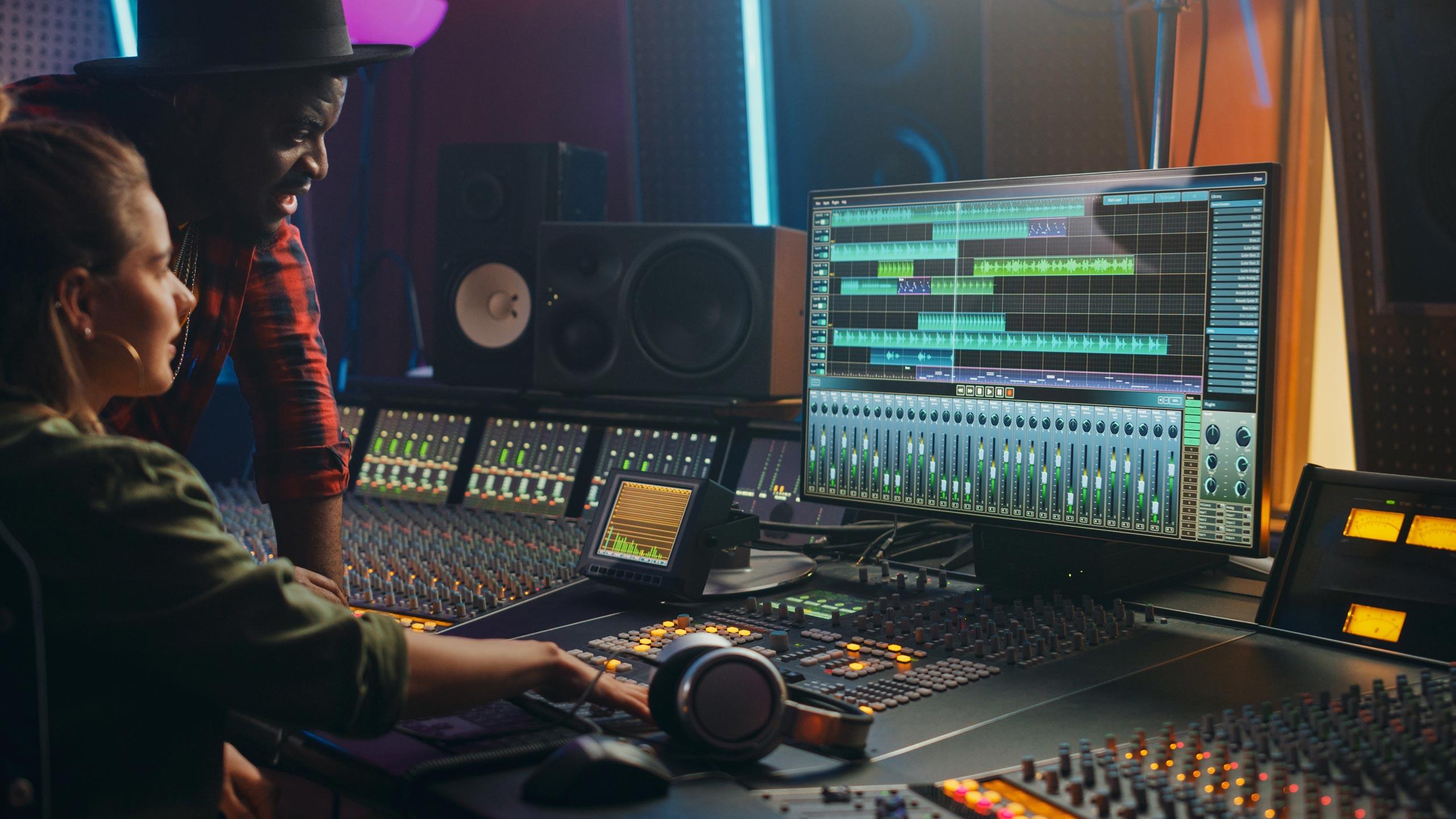 Dirac Live Studio audio for creatives